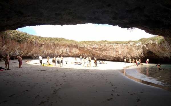 Playa Escondida, Puerto Vallarta, México