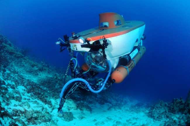 submarino Curasub