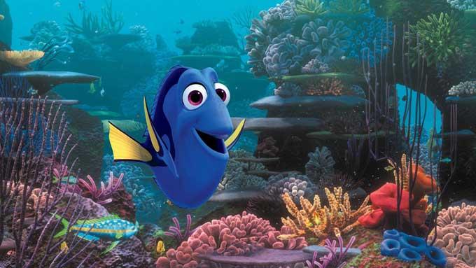Buscando a Dory, la secuela de Buscando a Nemo