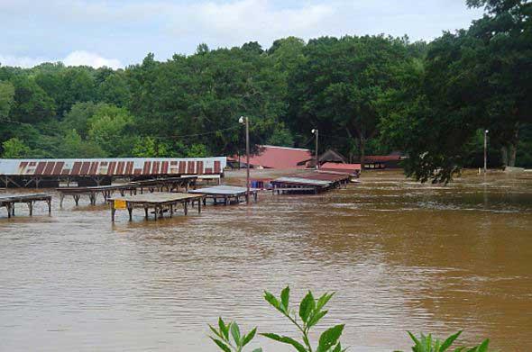 inundaciones Australia en 2010