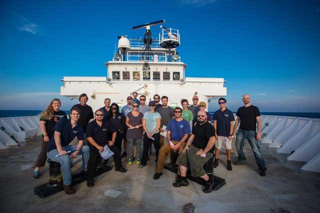 NOAA Okeanos Explorer 2013
