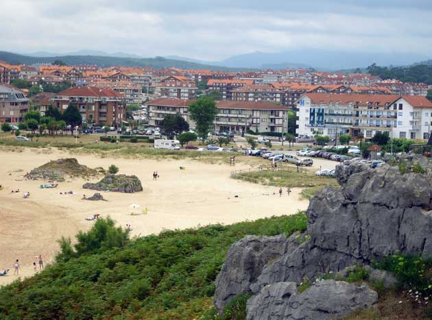regeneración de playas