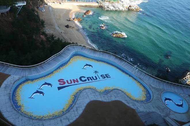 Sun Cruise Resort & Yacht, Corea del Sur