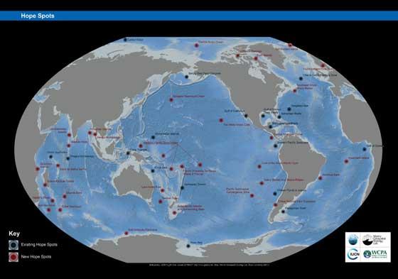 Mission Blue Hope Spots
