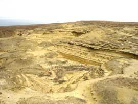 sitio de excavación de Bentiaba, Angola
