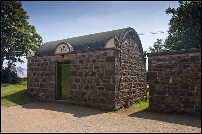 cárcel de la Isla de Sark
