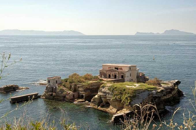 isla Gaiola - Italia