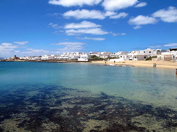 isla de la Graciosa, Canarias