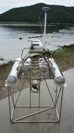 JEROS, el robot mata medusas