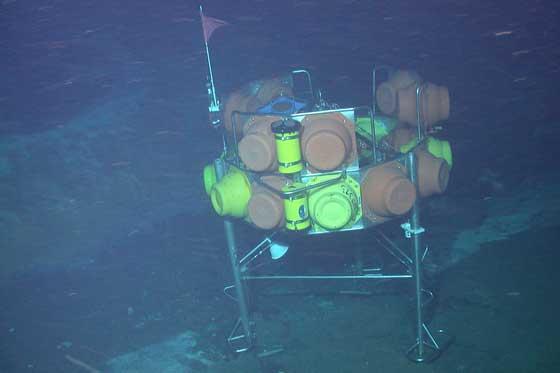 observatorio submarino en Costa Rica