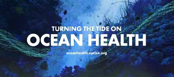 Premio XPRIZE para la salud de los océanos