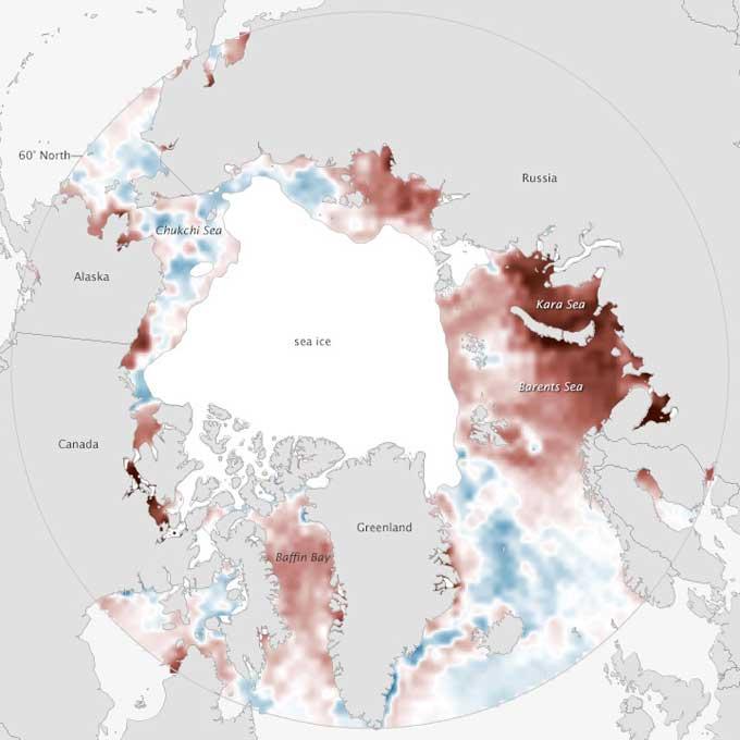 Arctic Report Card 2013
