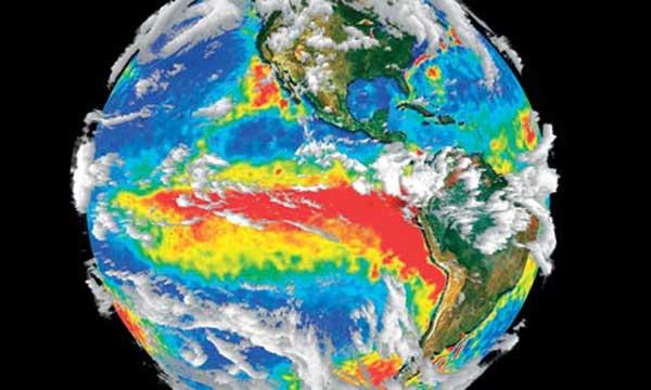 calentamiento global y océanos