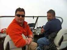 David Shepherd y Rob Valley