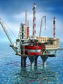 extracción de agua dulce submarina