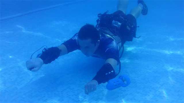 x2 Underwater Jet Pack