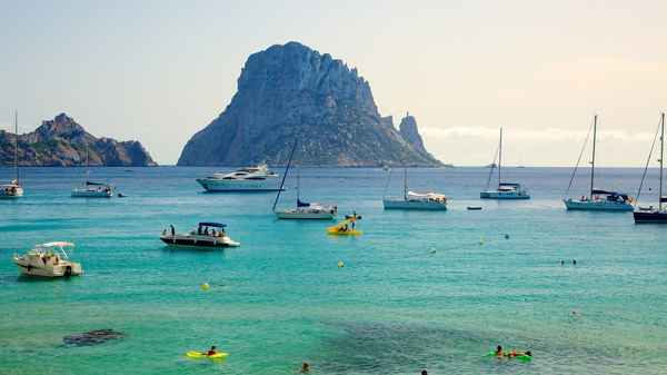 Cala dhort, Ibiza