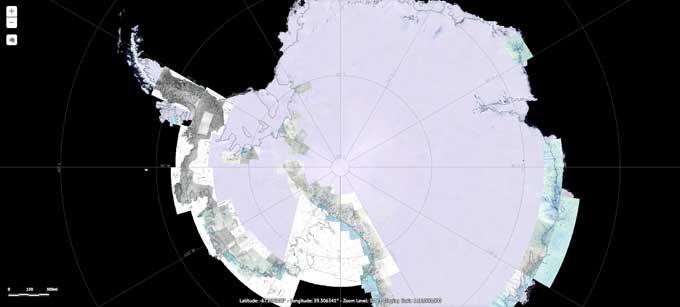 Antarctic Viewer