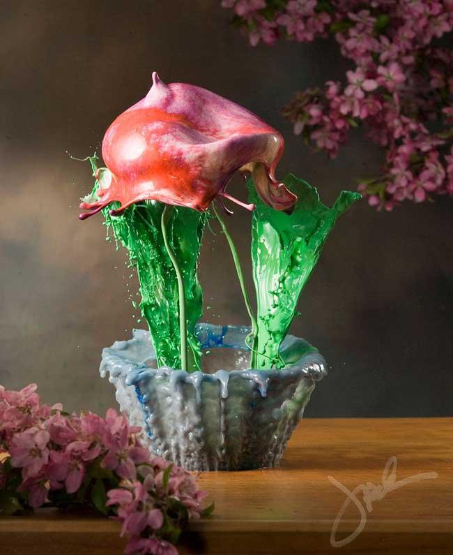 flores líquidas