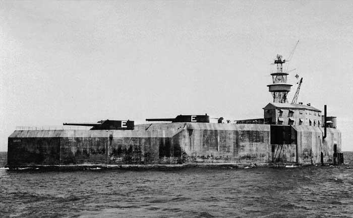 Fort Drum 1937