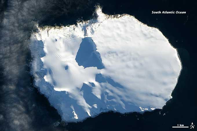 isla Bouvet de Noruega