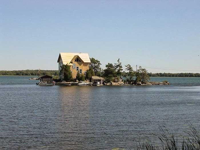 Mil Islas (The Thousand Islands)