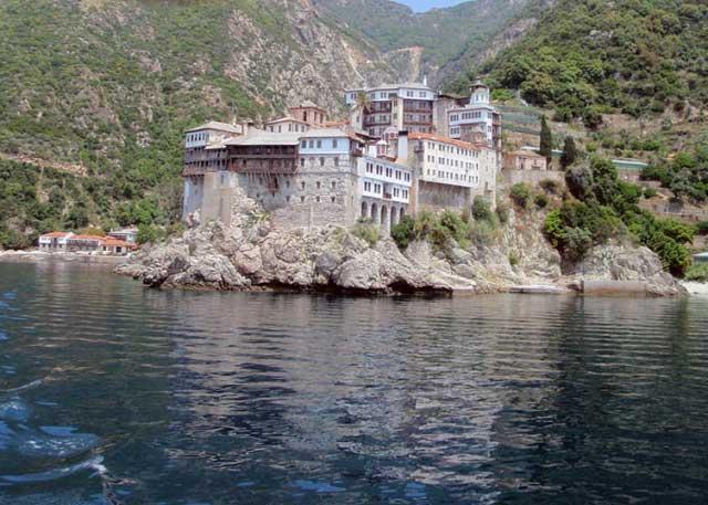 Monte Athos, Grecia - monasterios