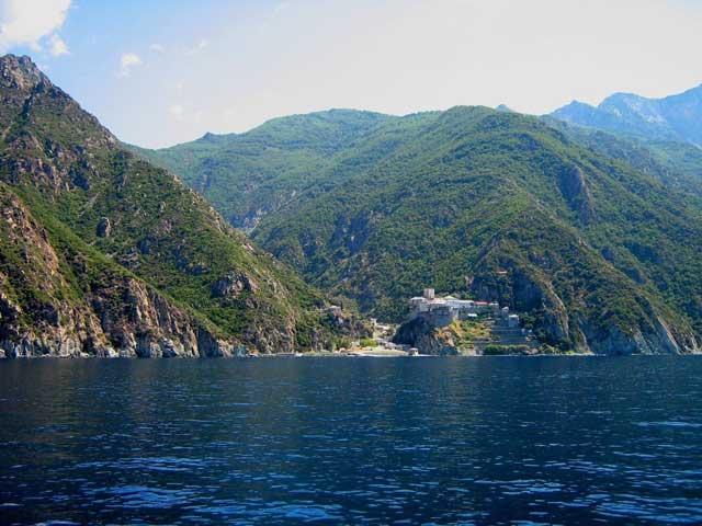 Monte Athos, Grecia - península
