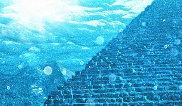Misteriosa pirámide submarina encontrada cerca de las Azores