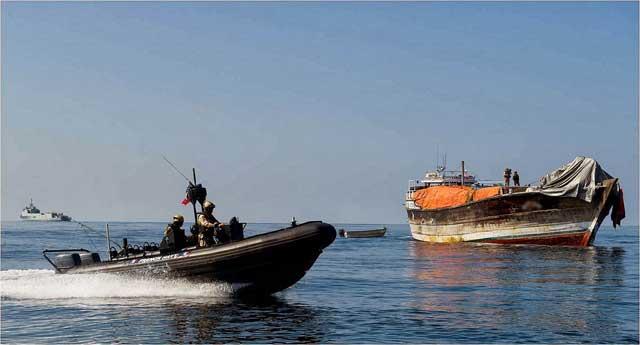 pirateria en África Occidental