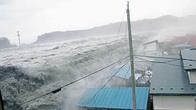 tsunami de Japón, marzo de 2011