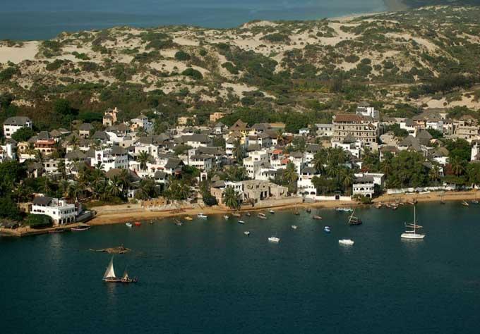 ciudad de Lamu