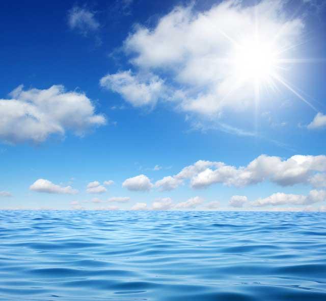 absorción de CO2 por los océanos