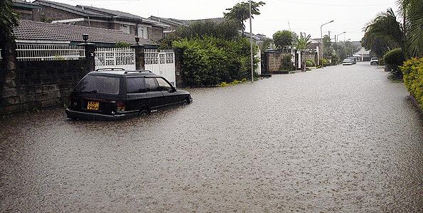 lluvias durante El Niño