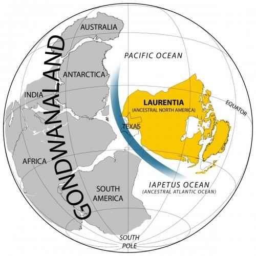 océano Iapetus