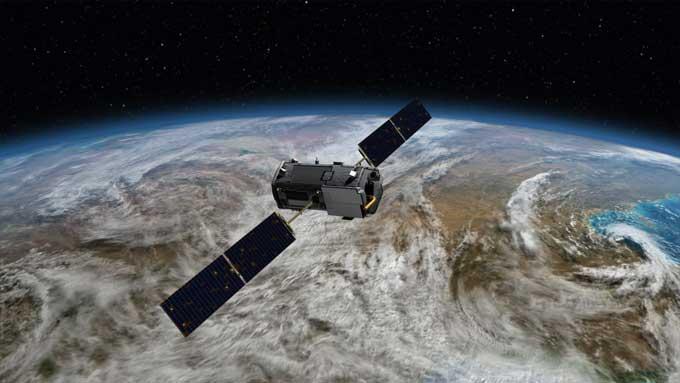 Observatorio Orbital de carbono 2 (OCO-2)