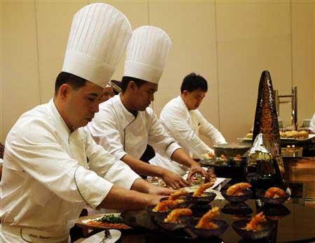 cocineros filipinos