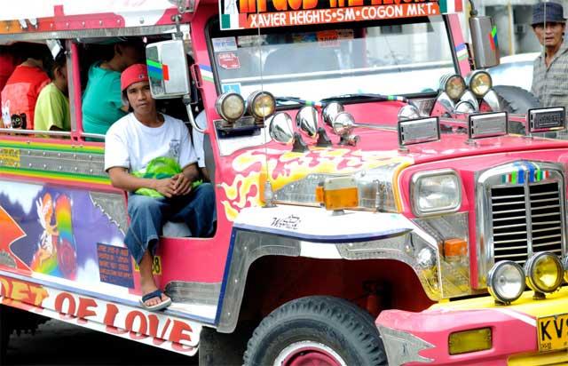 Jeepney, autobus de Filipinas