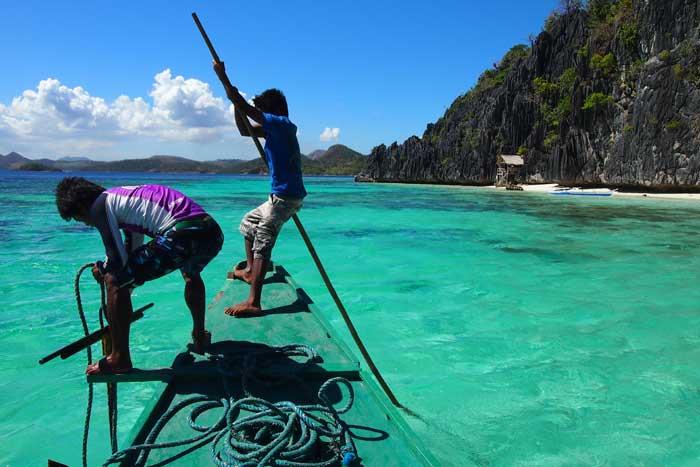 Palawan, destino de vacaciones