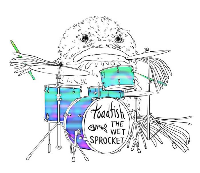 pez baterista