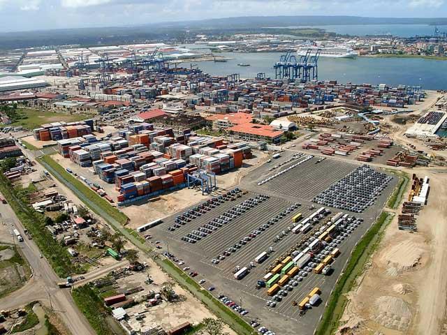 puerto Colón, Panamá