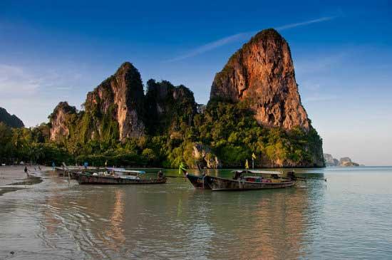 Railay, Thailandia