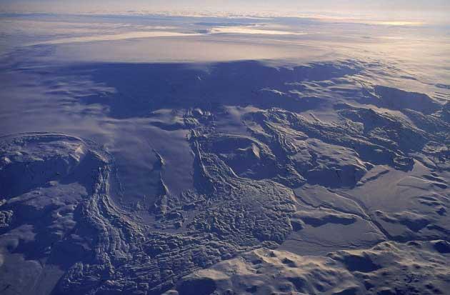 volcán Bárðarbunga, Islandia