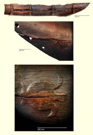 canoa polinesia descubierta en Nueva Zelanda