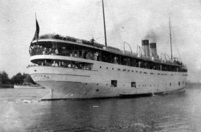 El SS Eastland