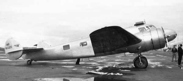 avión Lockheed Electra