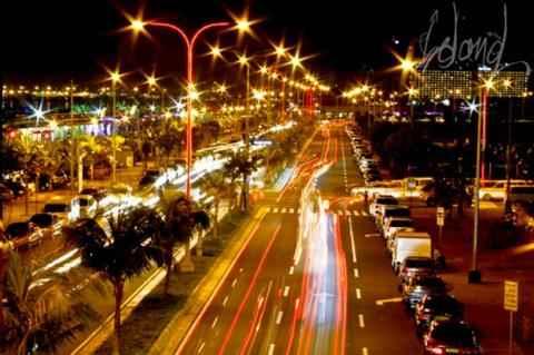 Manila de noche