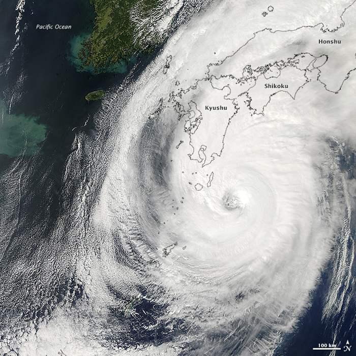tifón Phanfone