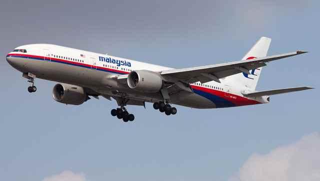 avión de Malaysian Airlines
