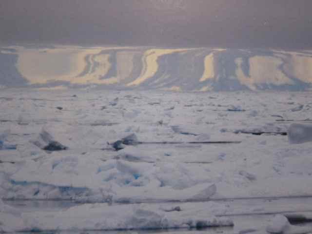 espejismo del Ártico
